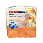 buybuy BABY™ 3-Pack 72-Count Wipes in Fresh Scent