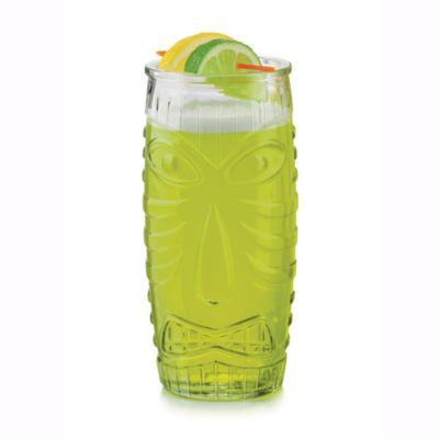Libbey® Glass Tiki Cooler Glasses (Set of 2)