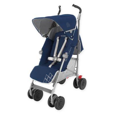 Maclaren® Techno XT Stroller in Medieval Blue/Silver