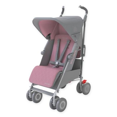 Maclaren® Techno XLR Stroller in Dove/Orchid Smoke