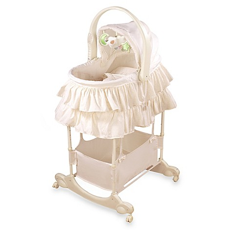 The First Years by Tomy Carry Me Near 5-in-1 Bassinet Sleep System