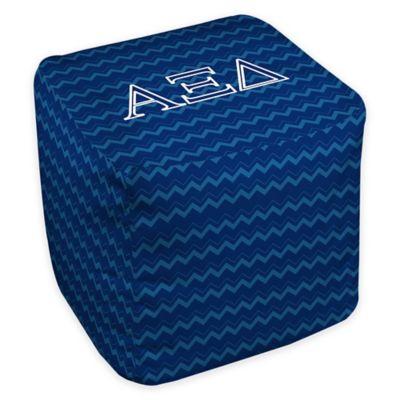 Designs Direct Alpha Xi Delta Greek Ottoman