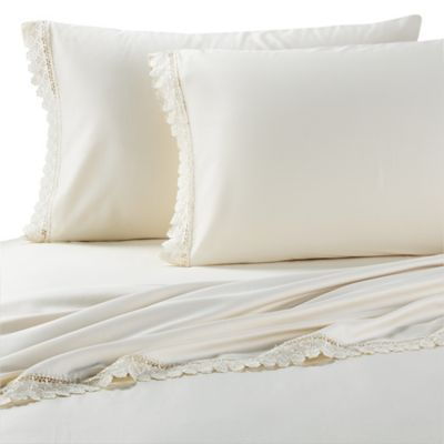 Lace Bed Sheets
