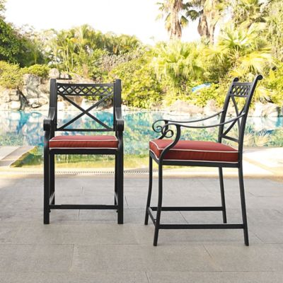 Black Cushion for Stool