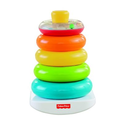 Fisher-Price® Brilliant Basics™ Rock-A-Stack®