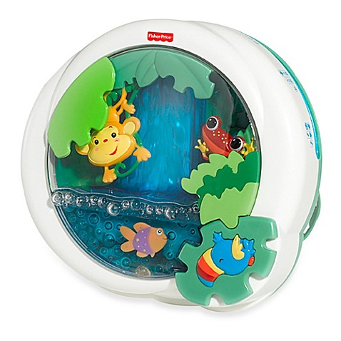 Fisher-Price® Rain forest™ Waterfall Peek-a-Boo Soother™