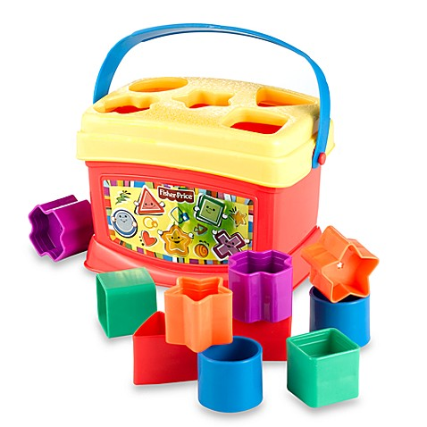 Fisher-Price® Brilliant Basics™ Baby's First Blocks