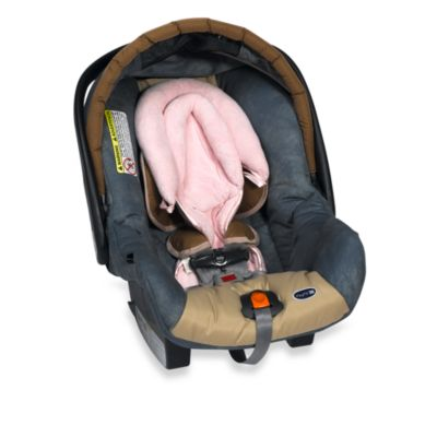 kidsline™ Luxury Double Head Rest in Pink