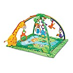 Fisher Price® Rain forest™ Melodies & Lights Deluxe Gym™