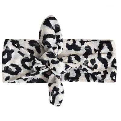 Itzy Ritzy® Cheetah Girl Top Knot Headband