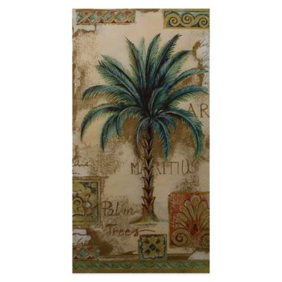 Palm Guest Towel