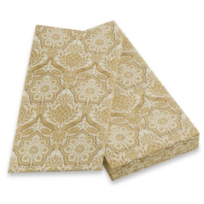 Gold Guest Towels