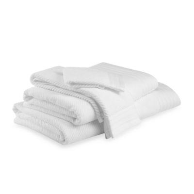 Soho Bath Sheet in White