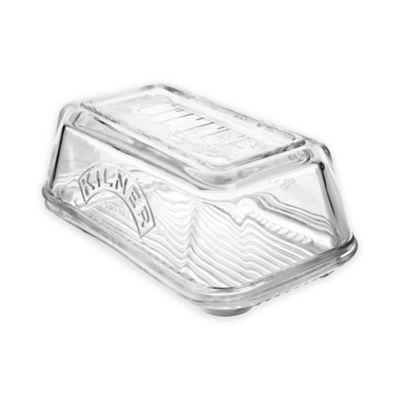 Kilner® Glass Butter Dish