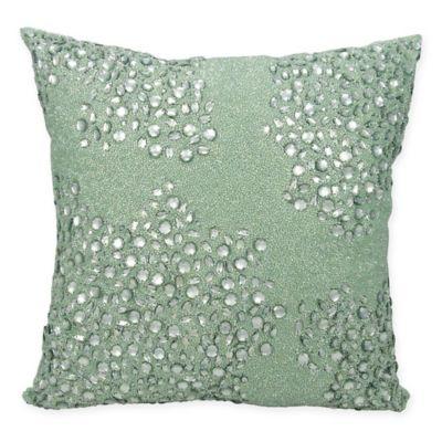 Celadon Throw Pillows