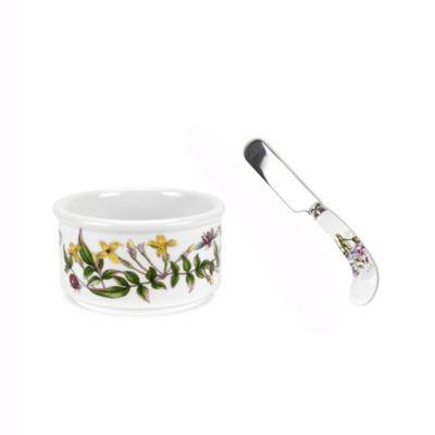 Portmeirion® Botanic Garden Ramekin and Spreader Set