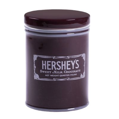 Hershey's by Fitz and Floyd® Remember Your First Hershey's Canister in Chocolate