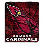 Arizona Cardinals Raschel Throw