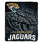 Jacksonville Jaguars Raschel Throw