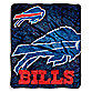 Buffalo Bills Raschel Throw