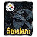 Pittsburgh Steelers Raschel Throw