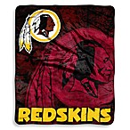 Washington Redskins Raschel Throw