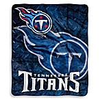 Tennessee Titans Raschel Throw