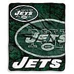 New York Jets Raschel Throw