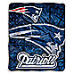 New England Patriots Raschel Throw