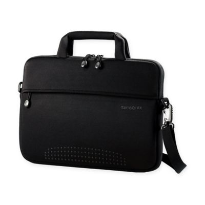 Samsonite® Aramon NXT 13-Inch Macbook Shuttle in Black