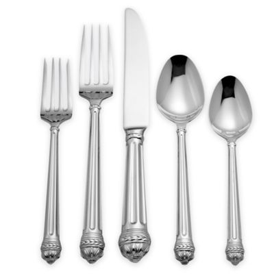 Lunt Silversmiths Portico 5-Piece Flatware Place Setting