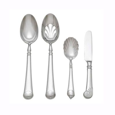 Reed & Barton® Gloucester Shell 4-Piece Hostess Set