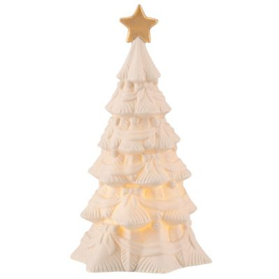 Lenox® All is Bright Lighted Tree Figurine