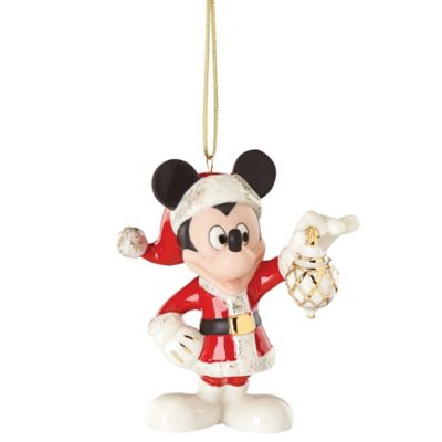 Lenox® 2016 Decorate the Season with Mickey Ornament