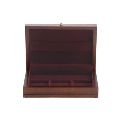 Reed & Barton Jackson Man's Valet Box