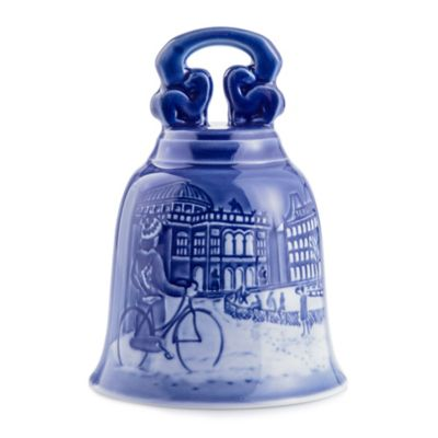 Royal Copenhagen Collectibles Christmas Bell