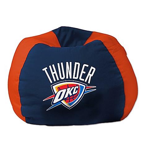 Buy Nba Oklahoma City Thunder Bean Bag Chair By The