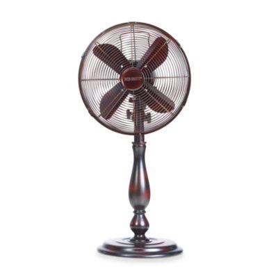 """Deco Breeze® Sutter 12"""" Table Fan"""