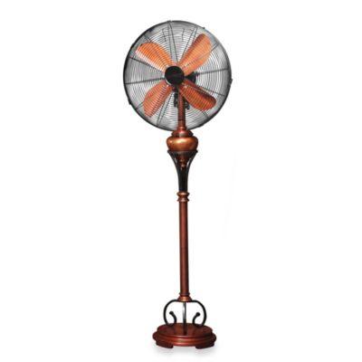"""Deco Breeze® Byzantine 16"""" Floor Fan"""