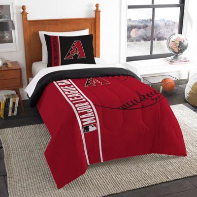 MLB Arizona Diamondbacks Printed Twin Comforter by The Northwest