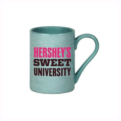 "Hershey's by Fitz and Floyd® ""Hershey's Sweet University"" Mug in Mint"