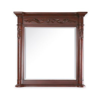 Provence 36-Inch Mirror in Antique Cherry