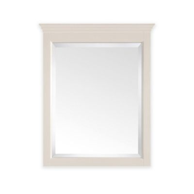 Avanity Tropica 24-Inch x 32-Inch Rectangular Mirror in Antique White