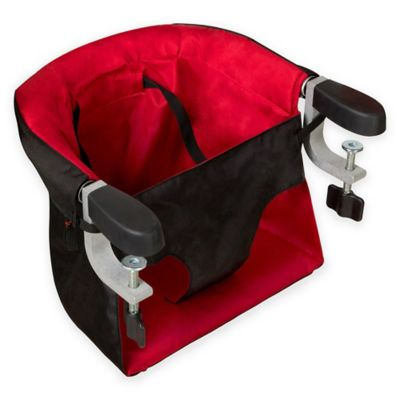 Phil & Teds® Mountain Buggy POD Clip-On High Chair in Chili
