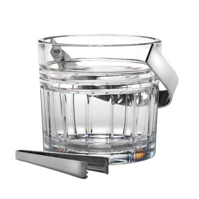 Reed and Barton® Tempo Ice Bucket with Tongs