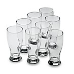 Libbey® 19-Ounce Pilsner Glasses (Set of 8)