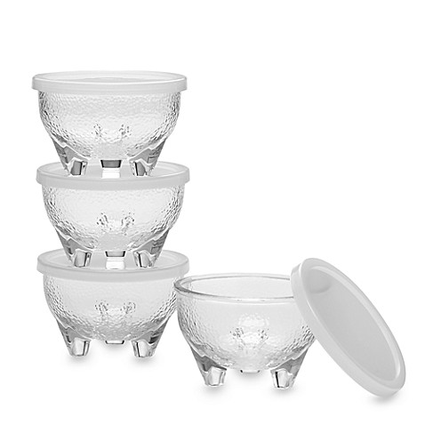 Libbey® Four-Piece Salsa Bowl Set