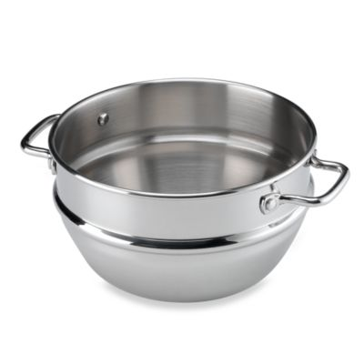 Calphalon® Stainless Steel 2-Quart Double Boiler