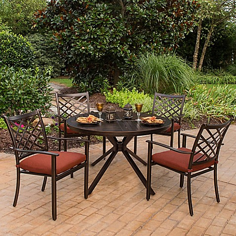 Agio Haywood Outdoor Patio Furniture Collection Bed Bath Beyond