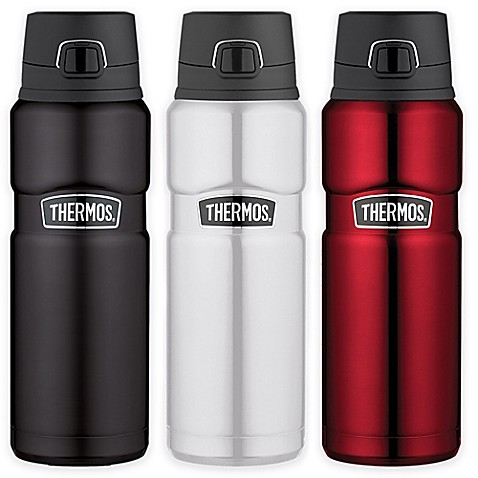 Thermos 174 Stainless Steel King 24 Oz Vacuum Insulated